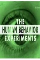 Человеческое поведение. Эксперименты