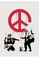 Граффити войны. Бэнкси против Роббо