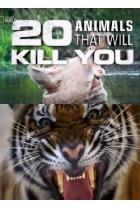 20 животных, которые могут вас убить